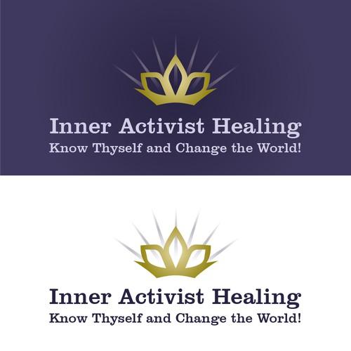 Inner Activist Healing Logo