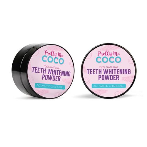 Coco Teeth Whitening Powder entry