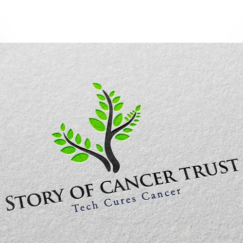 logo for Story of Cancer Trust