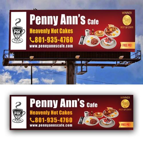 Rasturunt Billboard design
