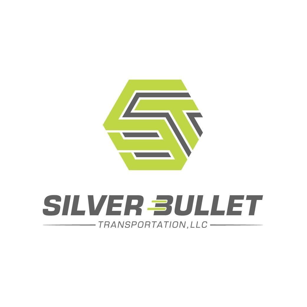 Design a unique/creative logo for Silver Bullet Transportation LLC (Hotshot Service)