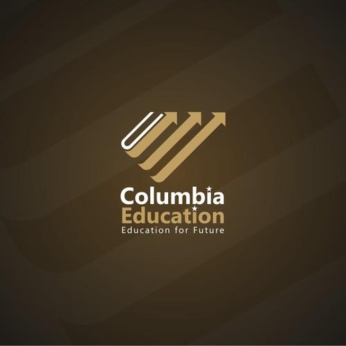 Urgent!    Columbia education international company's  Logo