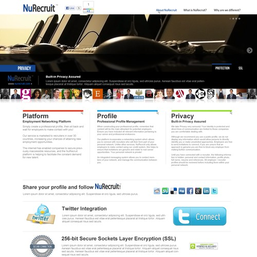 NuRecruit Platform