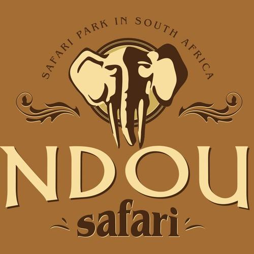 Logo for Safari Park in Africa