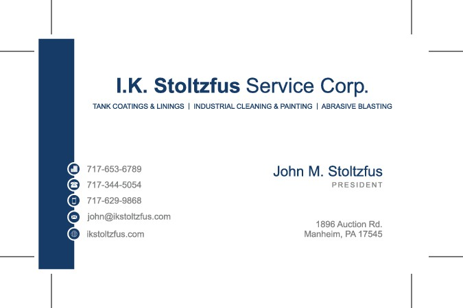 Quick communication promised - Industrial Contractor - Thank U!