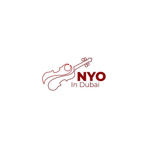 Orchestra Club Logo Design