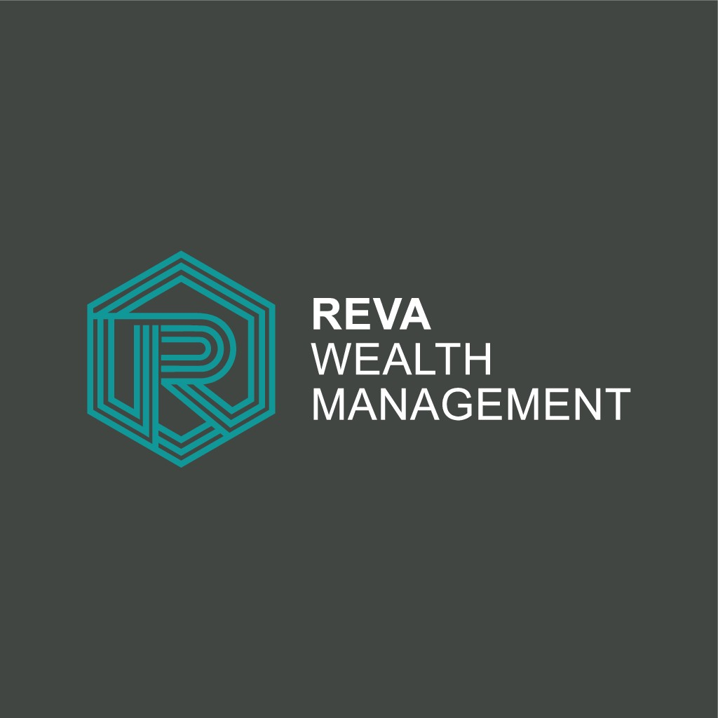 Create a sophiticated and simplistic design for Reva Wealth Management