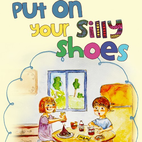 Help Silly Shoes Poems with a new book or magazine cover