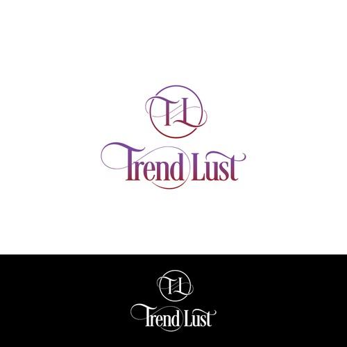 Trend Lust logo design