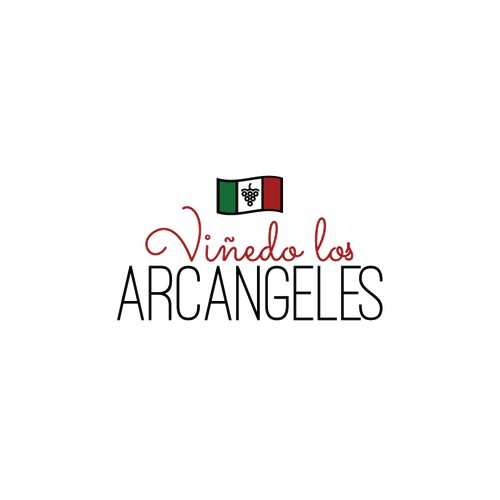 Logo for Vineyard in Mexico