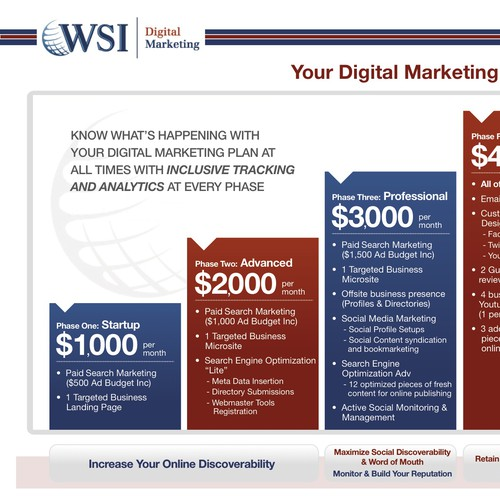 WSI One-page Flyer
