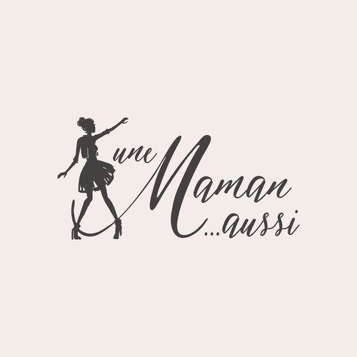 Feminine logo for a stylelife blog