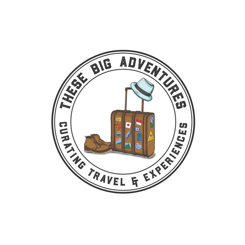 logo for These Big Adventure