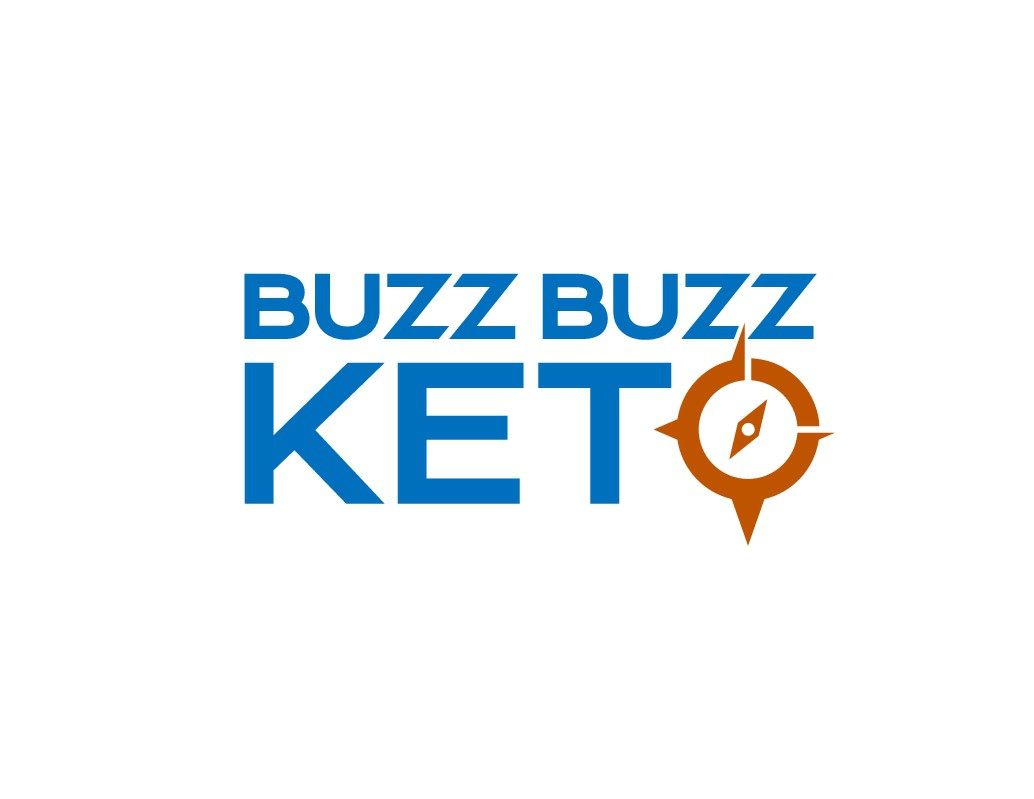 Buzzy logo for a cool content curation newsletter.