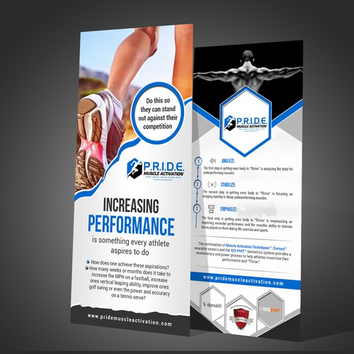 P.R.I.D.E. Muscle Activation