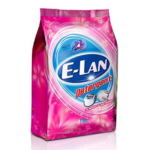 Bag concept for Detergent