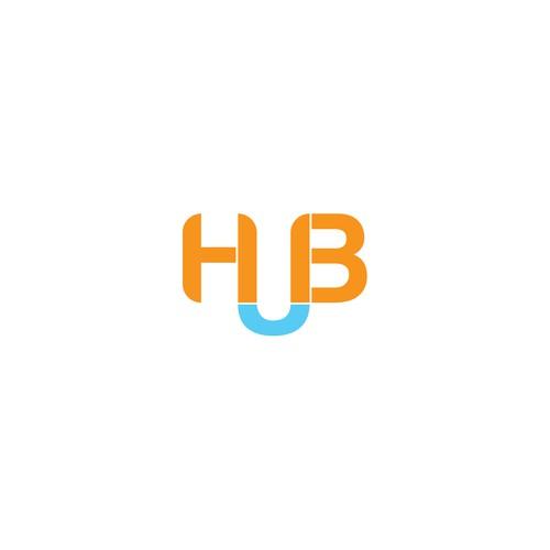 Simple Logo HUB