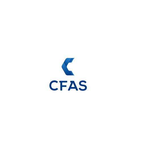 initials logo CFAS