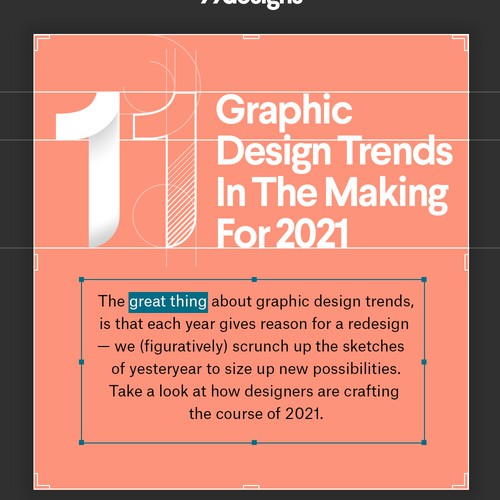 11 graphic design trends in the making for 2021