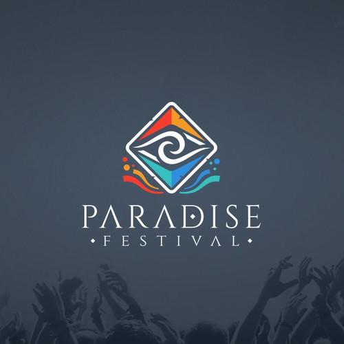 Diseña un logo para el mejor festival! Paradise Festival!