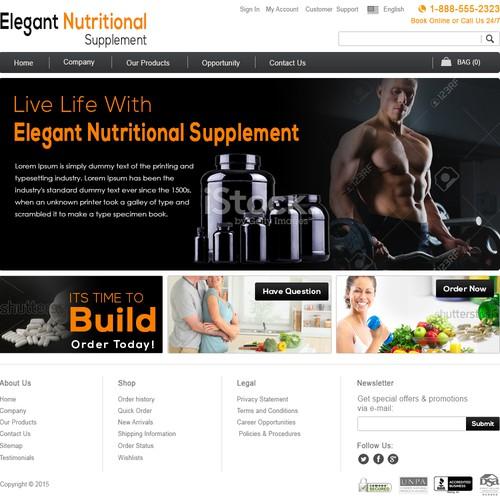 Elegant Nutritional Suplement