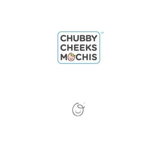Cute logo for Chubby Cheeks Mochis