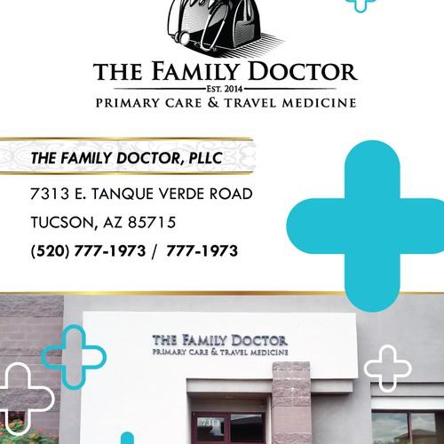 Postcard for Family Medicine Clinic