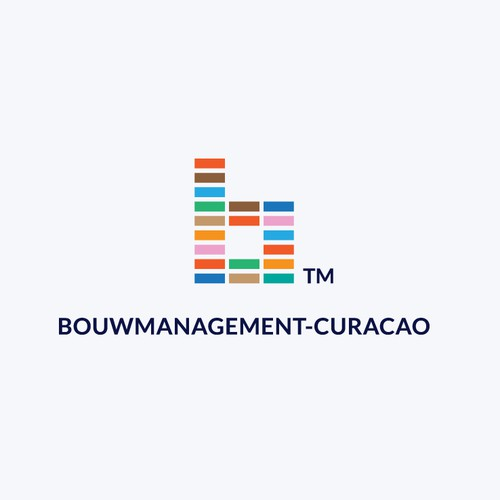 Brand Identity for Construction Management Company