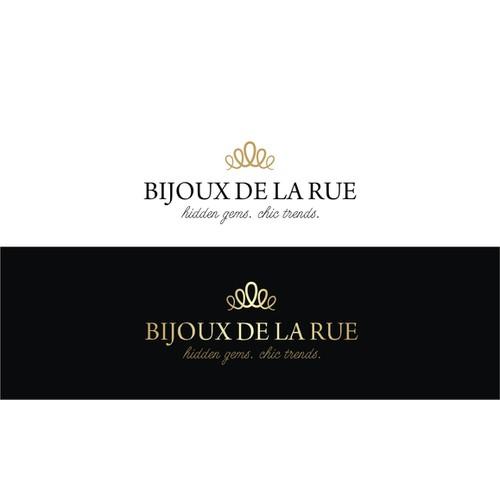 Logo PLEASE! Bijoux de la Rue challenges you!
