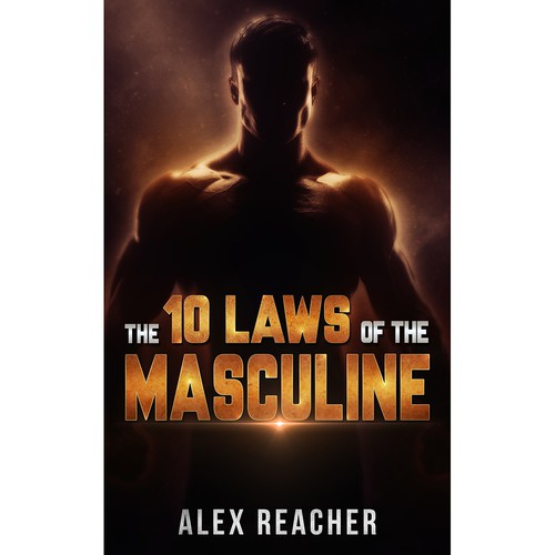 Design a Masculine, Non-Fiction eBook Cover