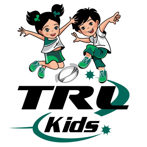 Logo design for Kids' sports program