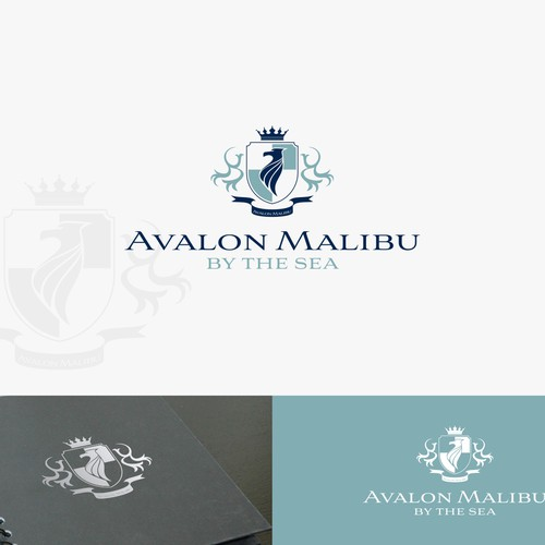 logo for Avalon Malibu: By The Sea