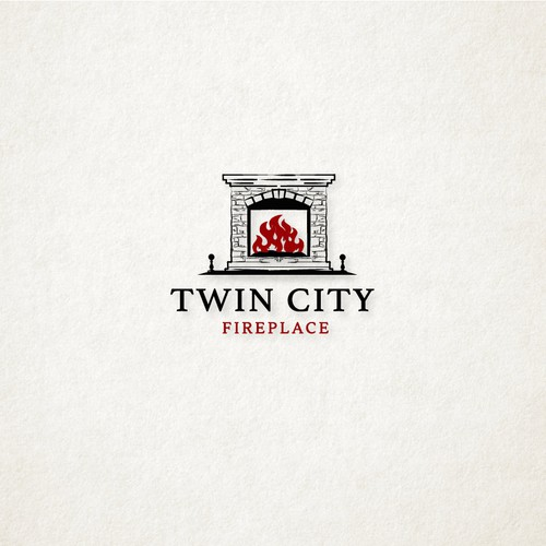 Twin City Fireplace Logo