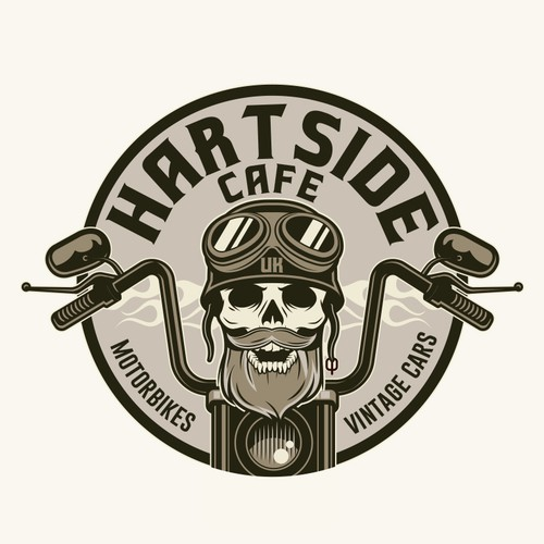 Cafe moto logo