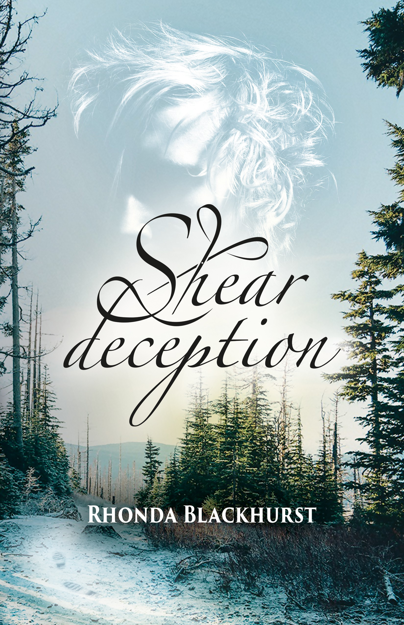 """Resize of """"Shear Deception"""" book cover"""