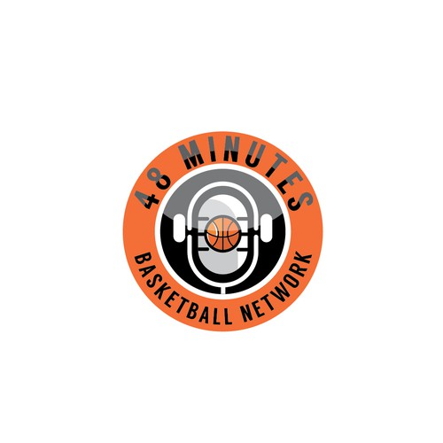 Playful Logo for basketball network