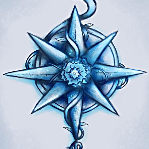 Frozen Compass