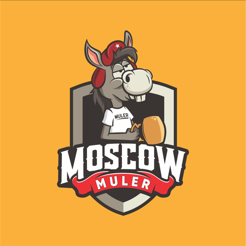 Logo Concept for Moscow Muler