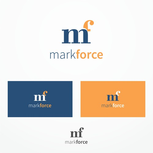 Logo for markforce