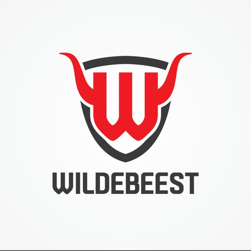 Minimal Logo Design for Wildebeest