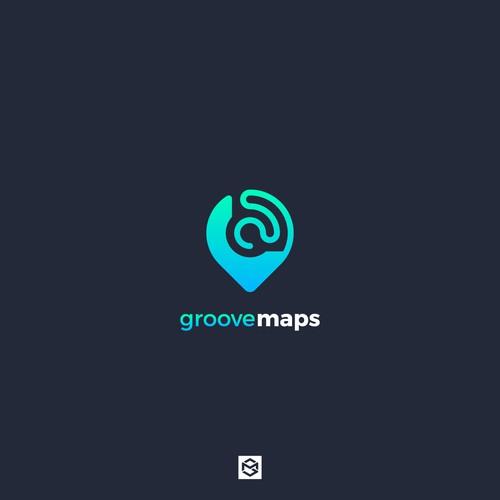 Logo for GrooveMaps