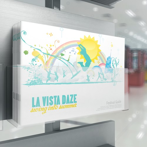 Create the identity of the summer events for the City of La Vista, Nebraska
