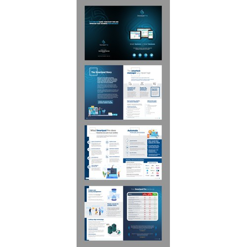 New Global Software Company Brochure