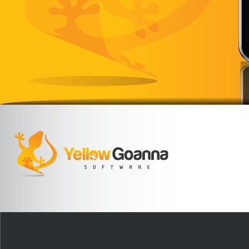 Create a Brand/Image/Logo for Yellow Goanna