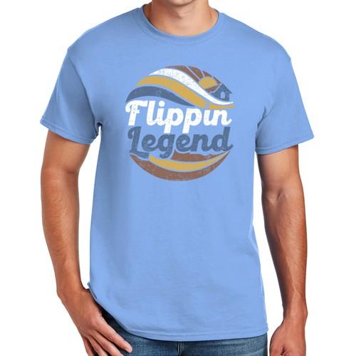 FLIPPIN LEGEND
