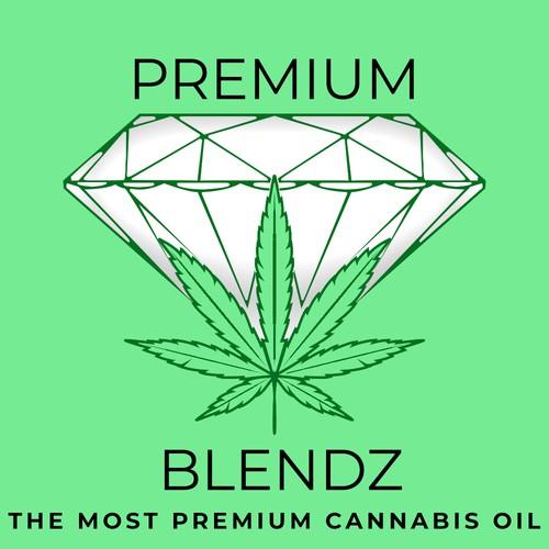 Logo for cannabis extract company
