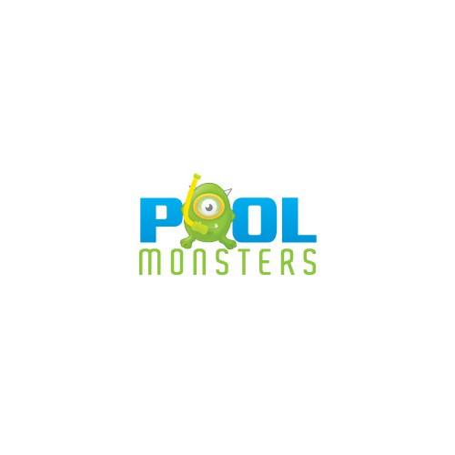 logo for Pool Monsters