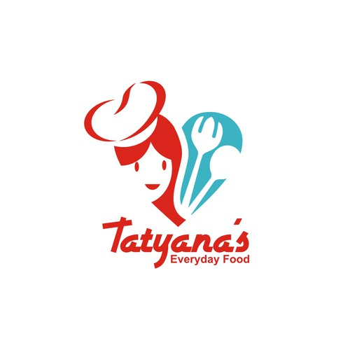 Tatyana's - Logo for YouTube food channel