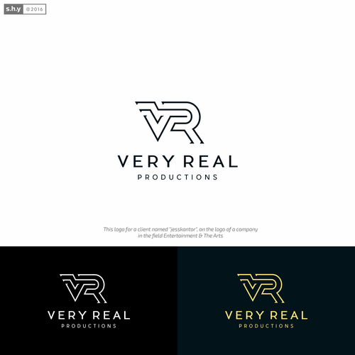 Logo for VIRTUAL REALITY