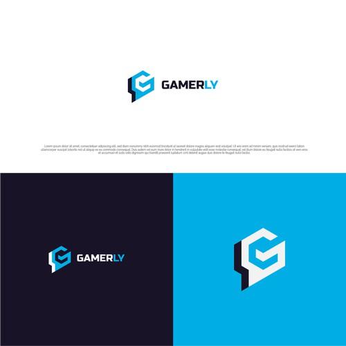 Logo Design for GAMERLY